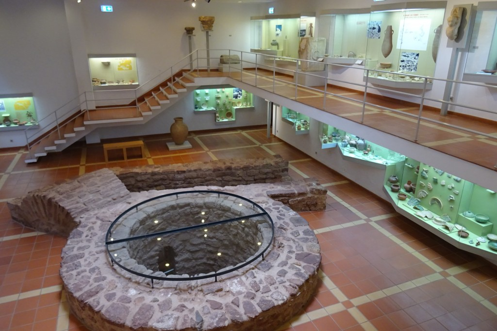 Archeologisch museum Silves Algarve