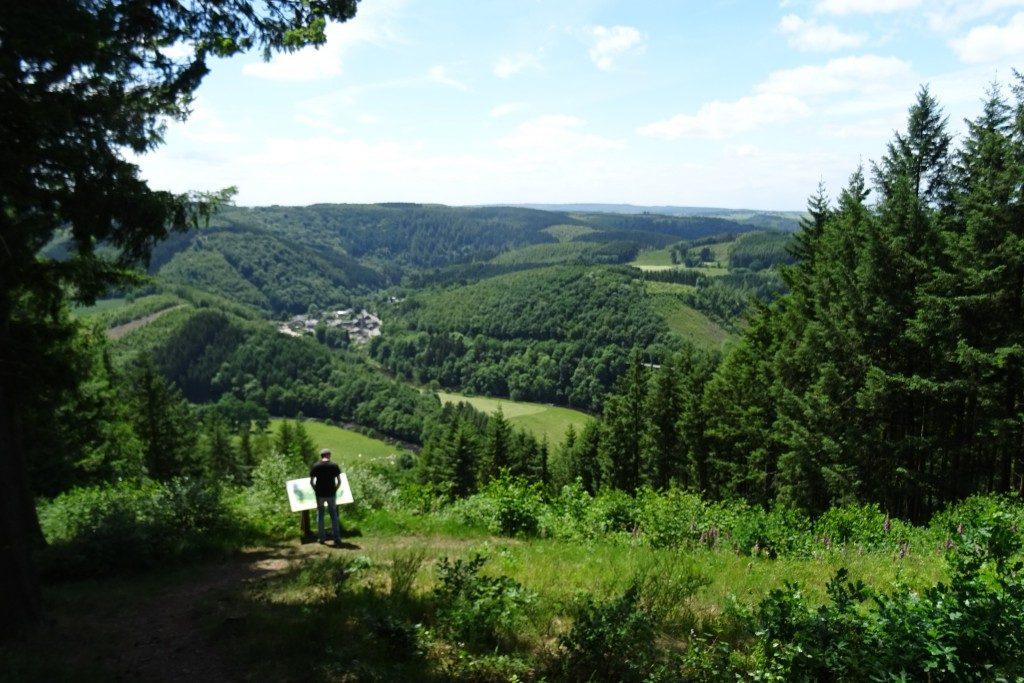 Les Crestelles_Ardennen