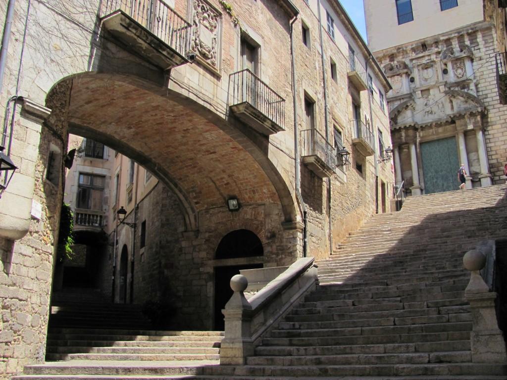 Girona Spanje steden