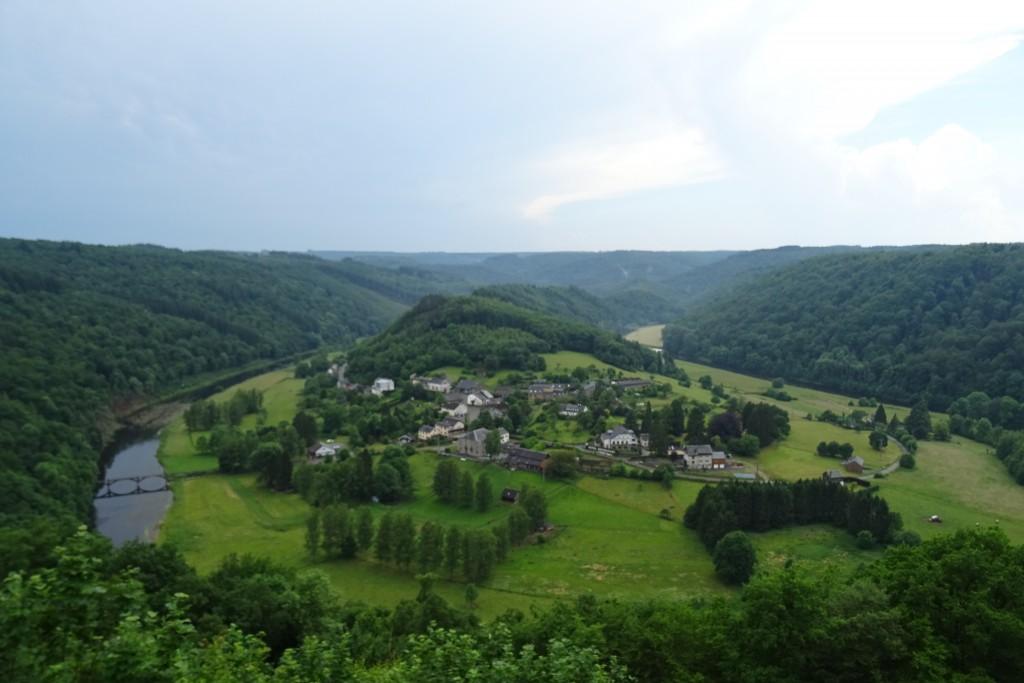 Gorges de Petit Fays Ardennen