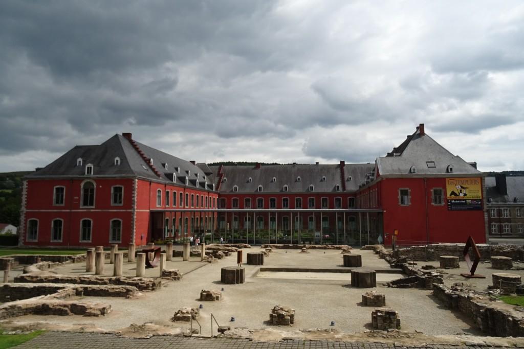 Abdij van Stavelot Ardennen