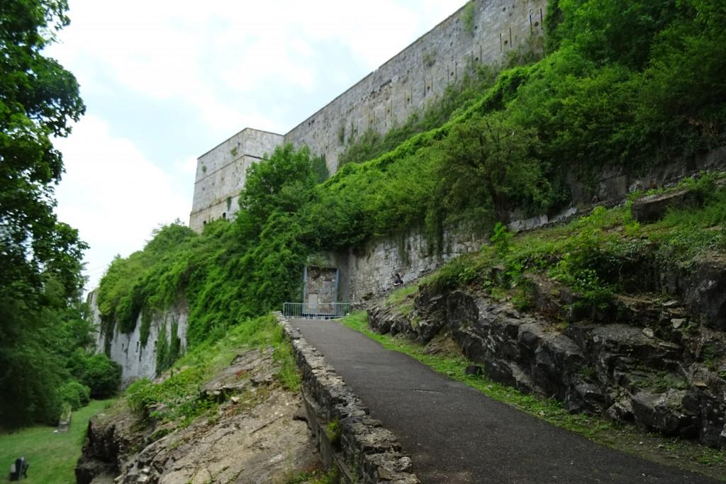 Fort van Huy Ardennen België