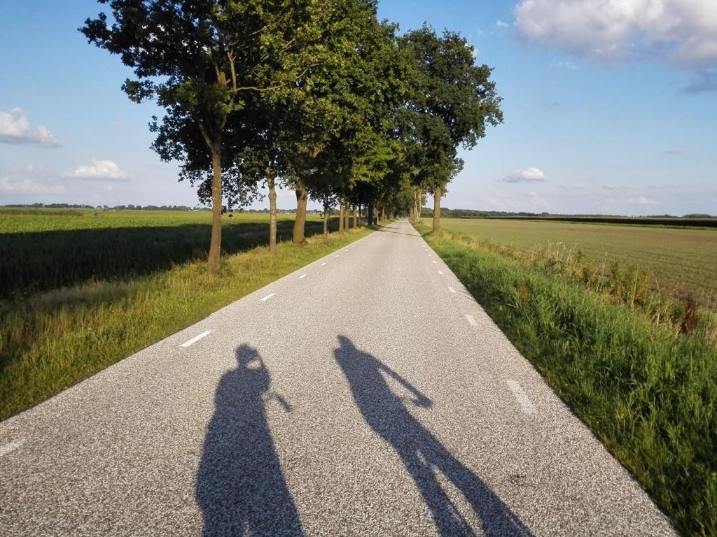 fietsen zomer