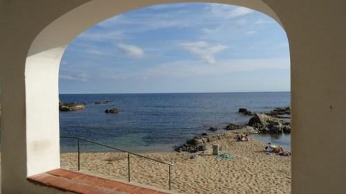 Calella de Palafrugell Costa Brava Spanje
