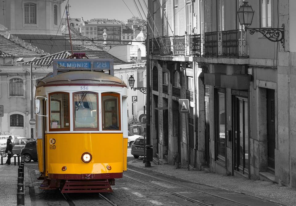 Lissabon Portugal wereldsteden