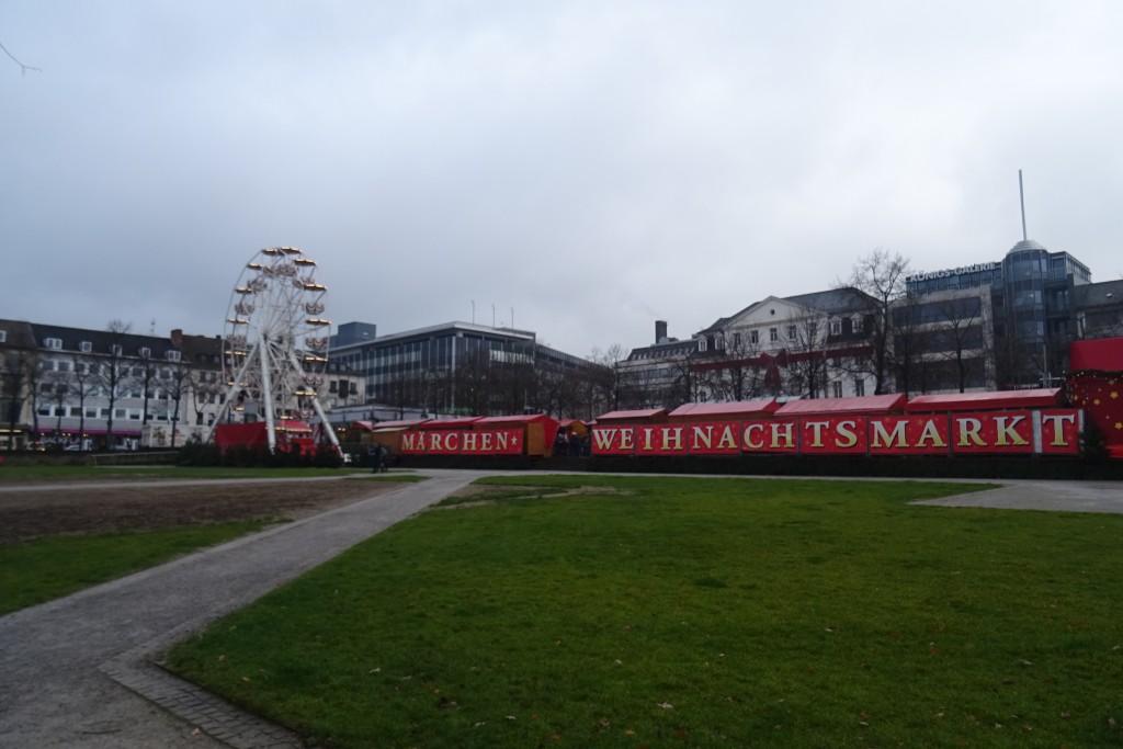 kerstmarkt Friedrichplats Kassel
