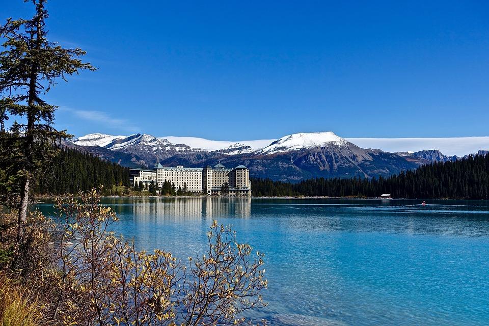 Lake Louise Canada reizen