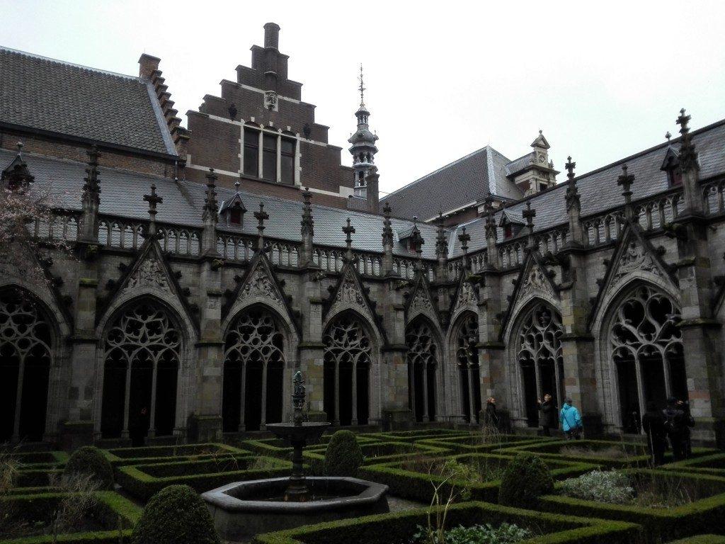 Pandhof De Dom Utrecht