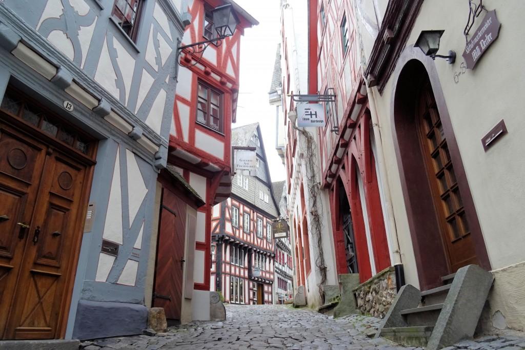 Limburg an der Lahn steden