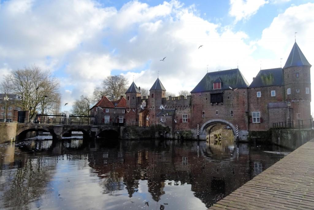 Koppelpoort Amersfoort Nederland