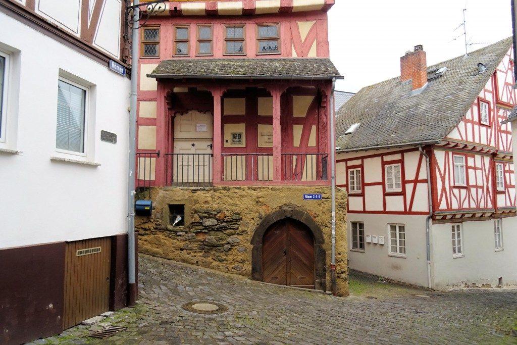 Römer 2-4-6 Limburg an der Lahn Duitsland