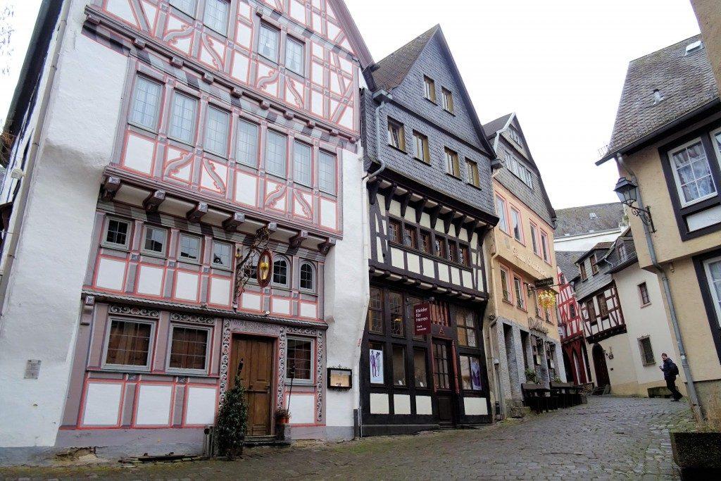 Werner-Senger-Haus Limburg an der Lahn Duitsland