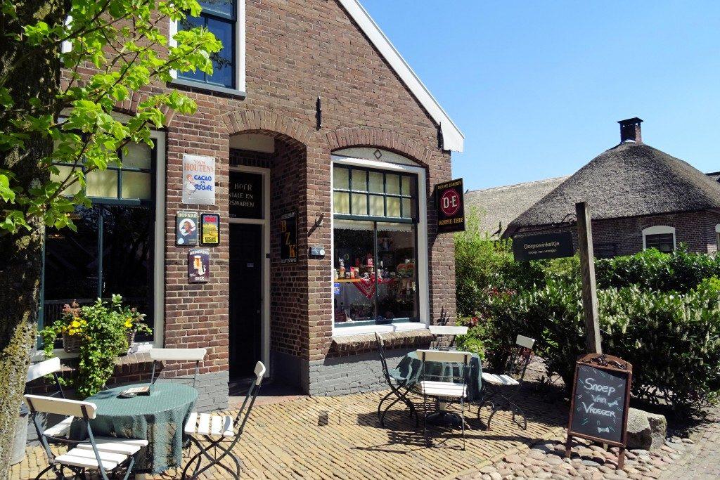 Snoepwinkeltje Orvelte Drenthe