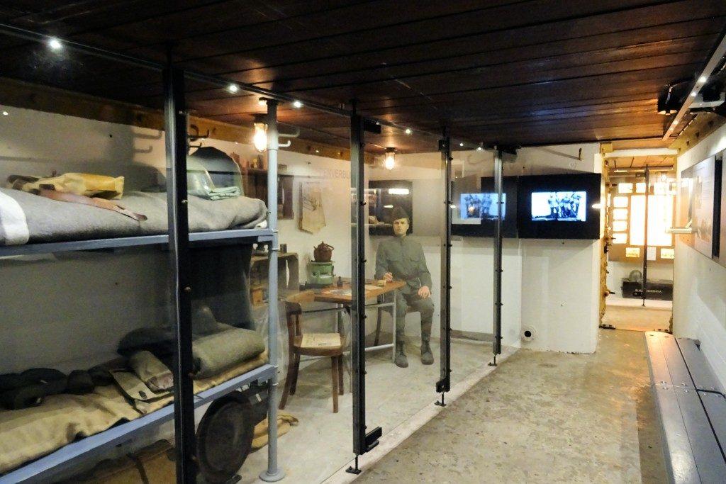 Kazemattenmuseum Kornwerderzand Friesland