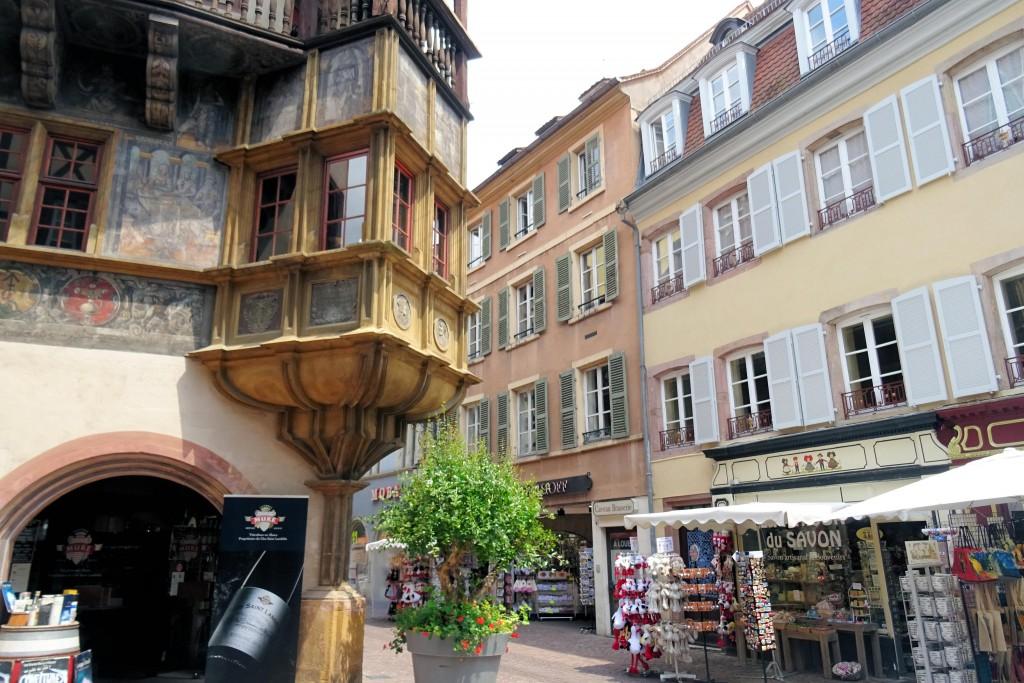 Maison Pfister Colmar Elzas Frankrijk