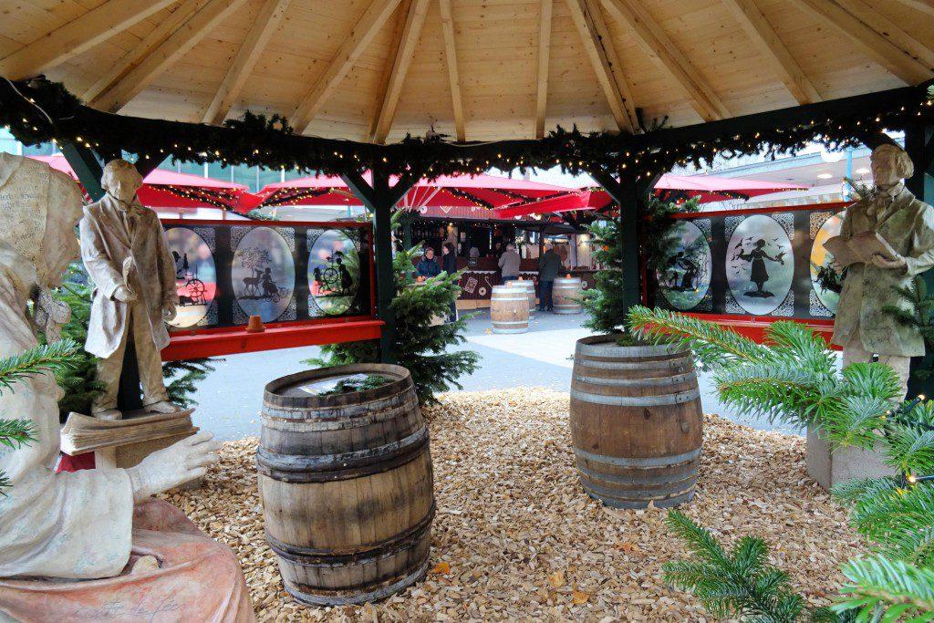 Kassel kerstmarkt Duitsland