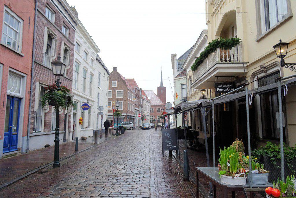 Grave Brabant Nederland