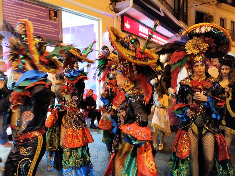Carnaval Nerja Costa del Sol