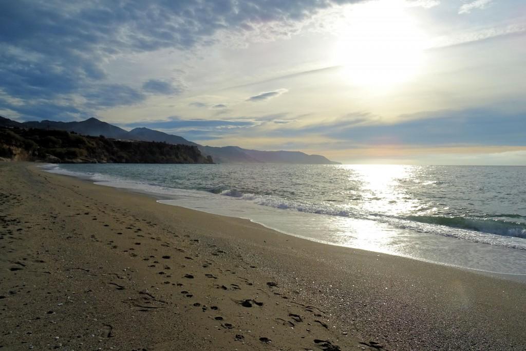 Nerja Costa del Sol Playa de Burriana