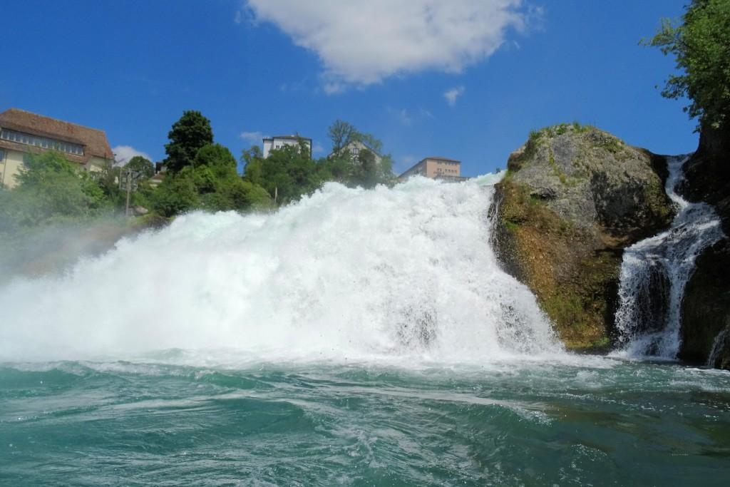 Rheinfall Zwitserland