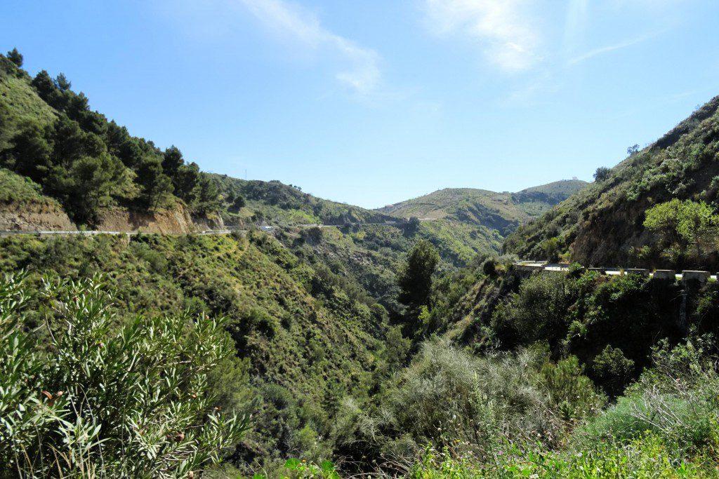 Natuurpark Nerja Spanje