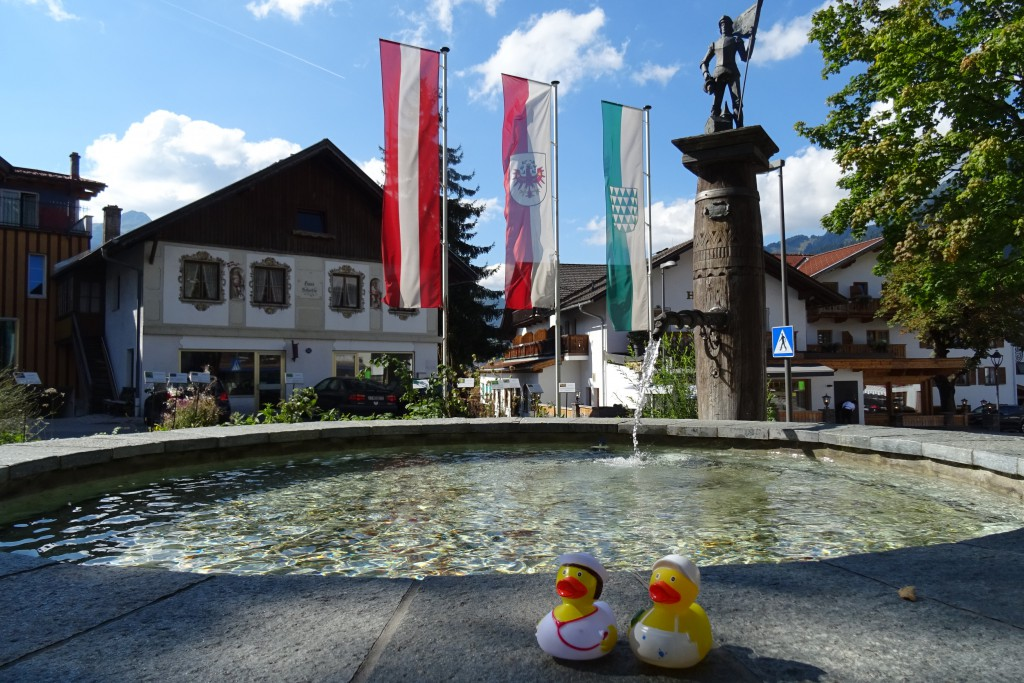 Ehrwald Oostenrijk Tirol