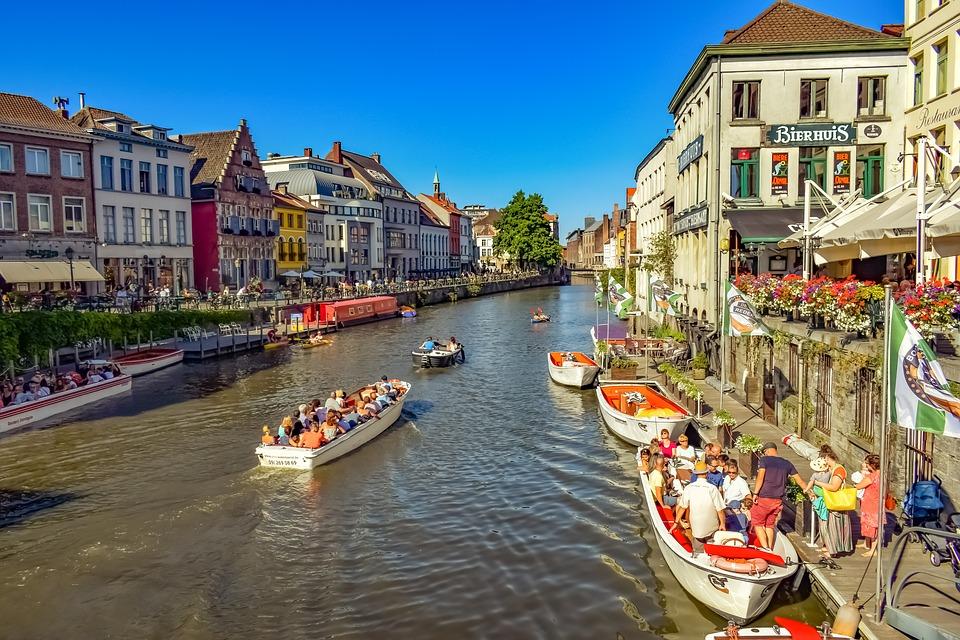 Gent België steden