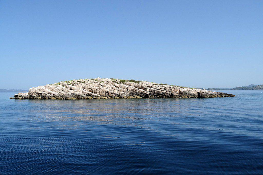 Kornati Eilanden Dalmatië