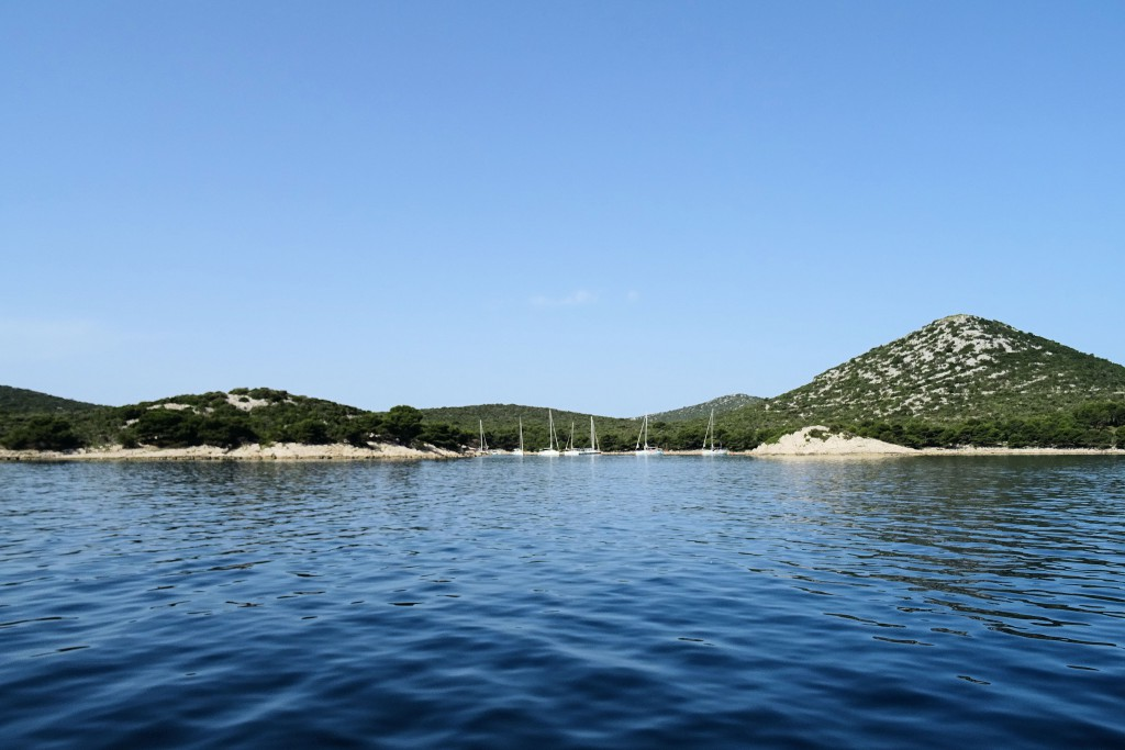 Kornati Eilanden Kroatië