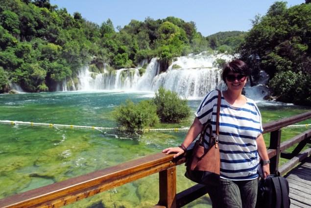 Krka Nationaal Park Kroatië