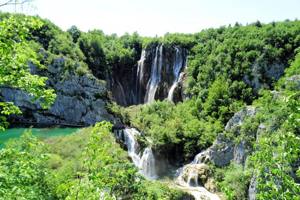 Pliticie Meren Kroatië