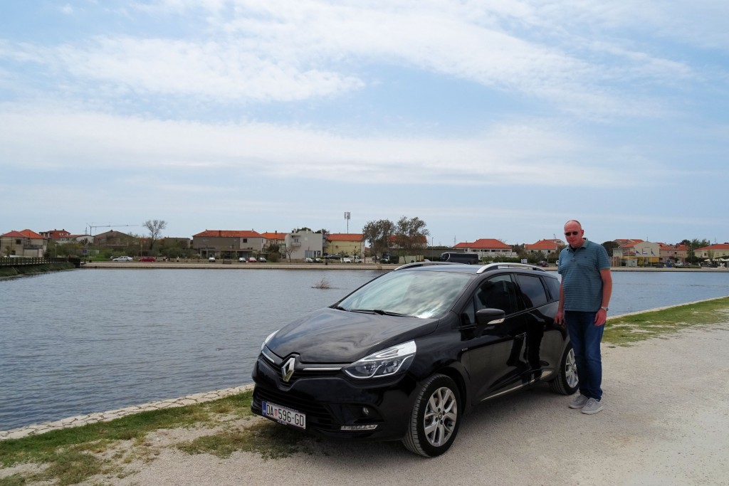 huurauto vakantie Kroatië