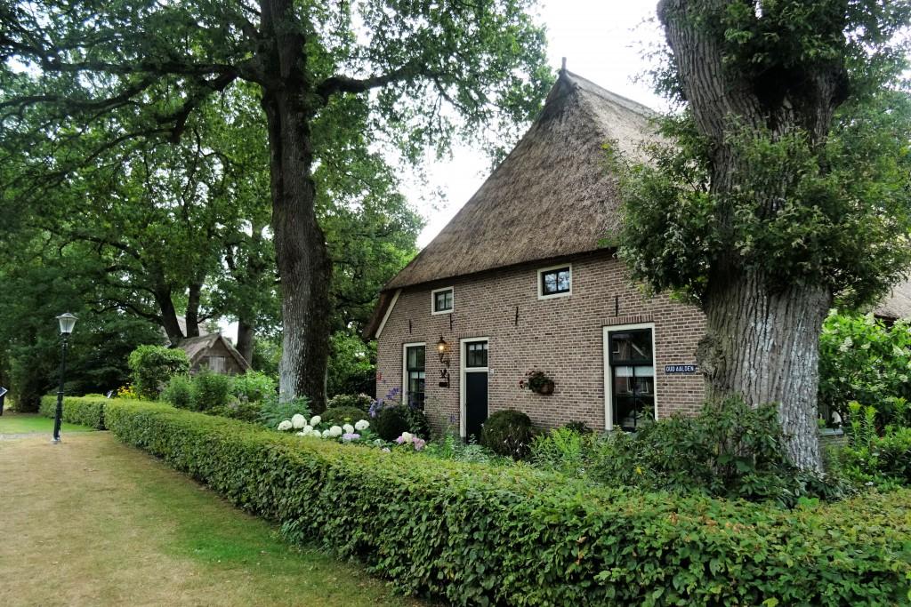 Saksische boederij Aalden