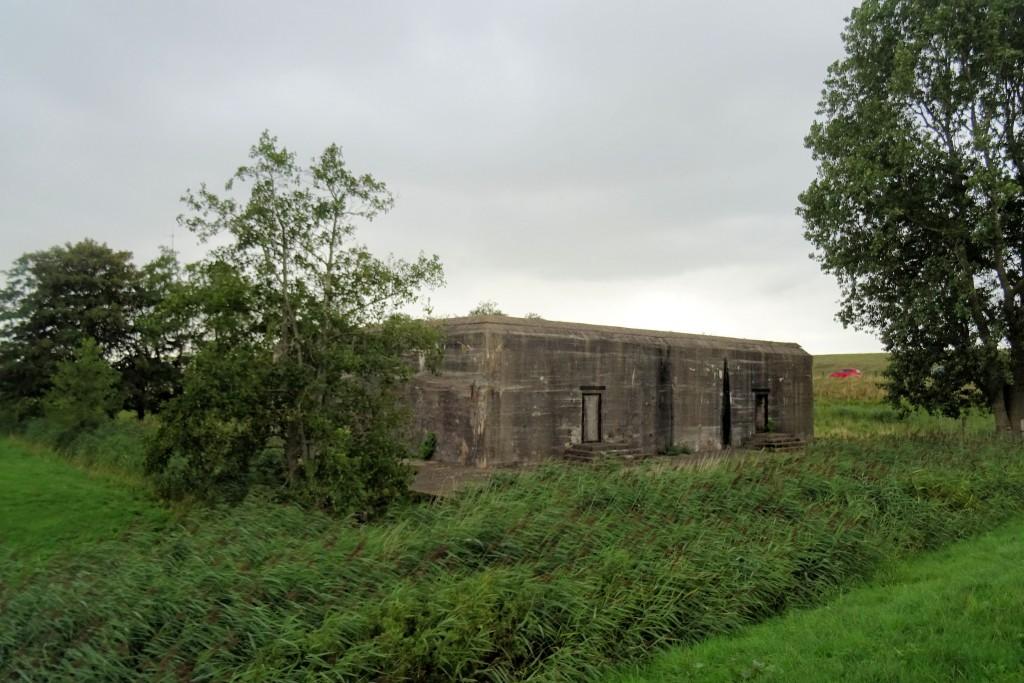 Bunkers Punt van Reide