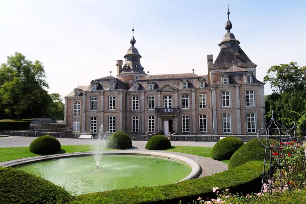 Kasteel van Morave Ardennen België