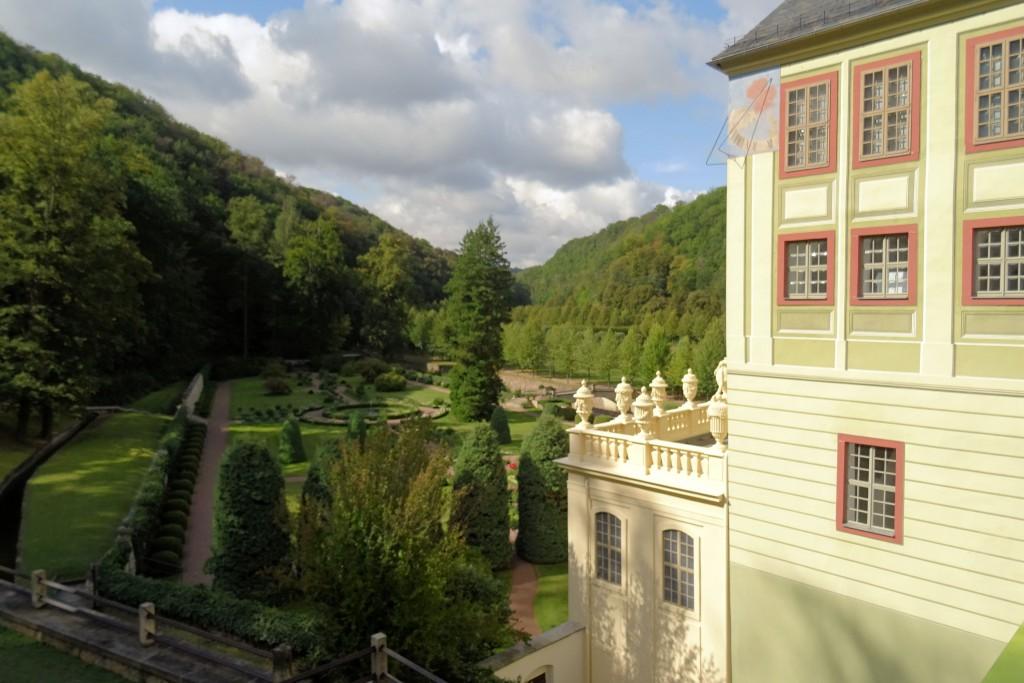 Schloss Weesenstein Saksische Schweiz