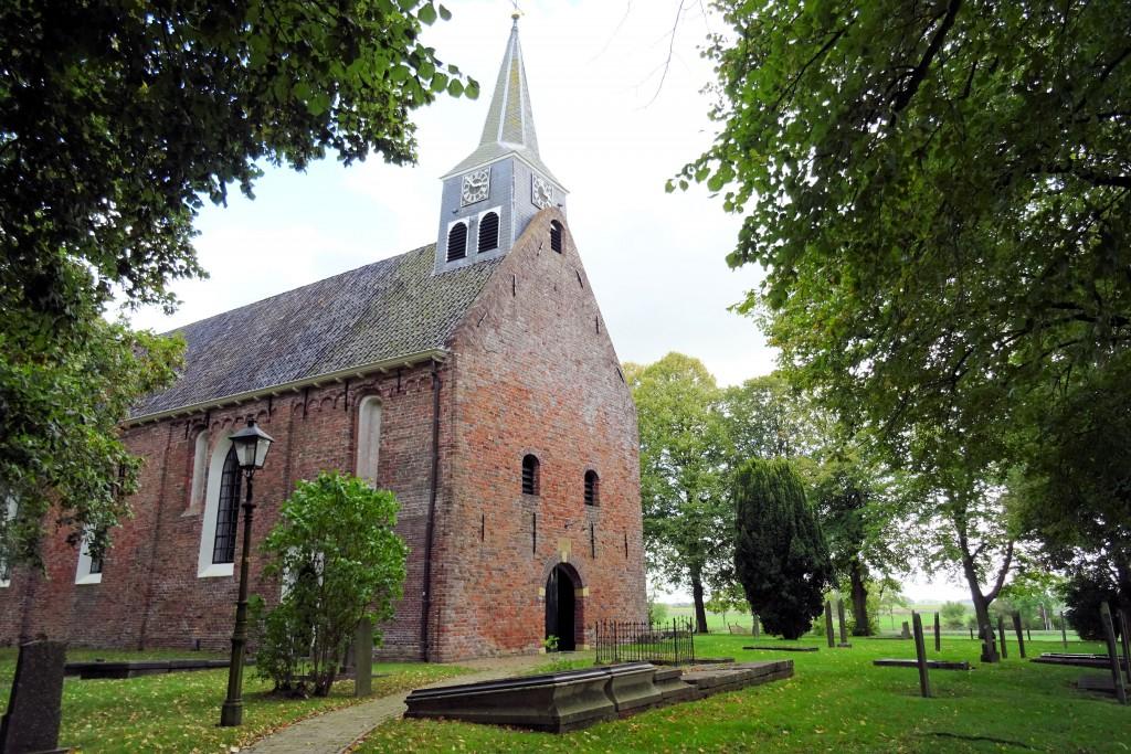 Andreaskerk Westeremden