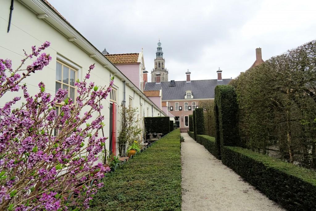 Prinsentun Groningen