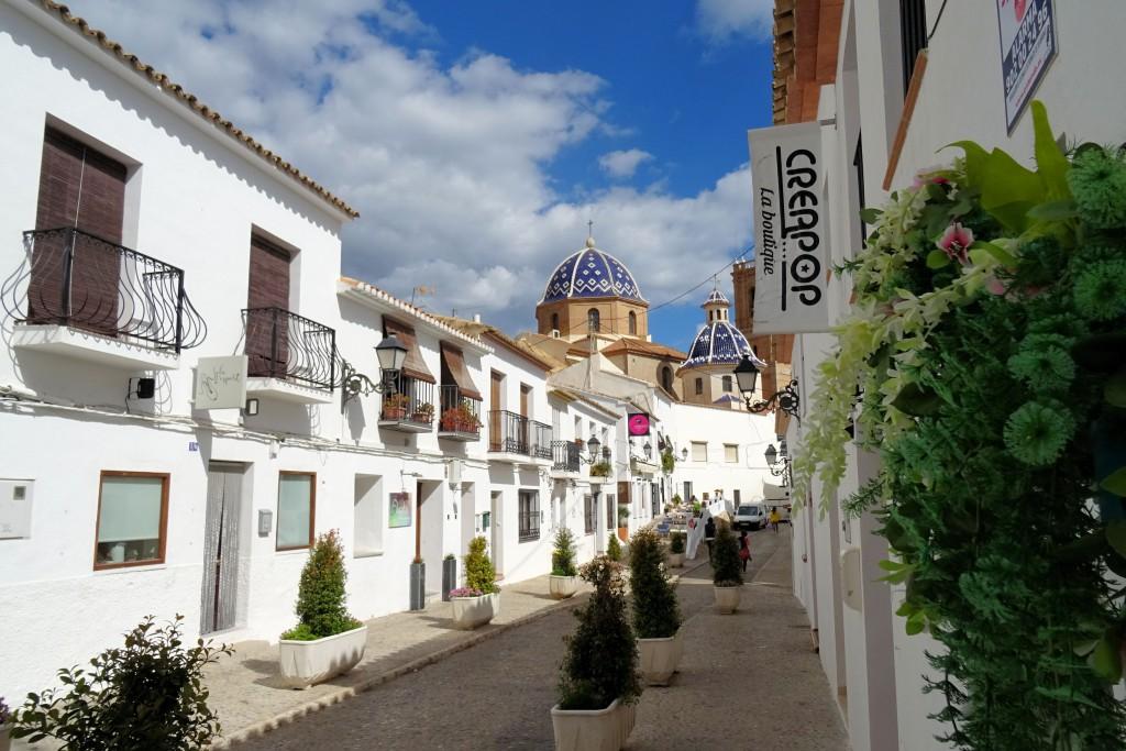 Altea Costa Blanca Spanje