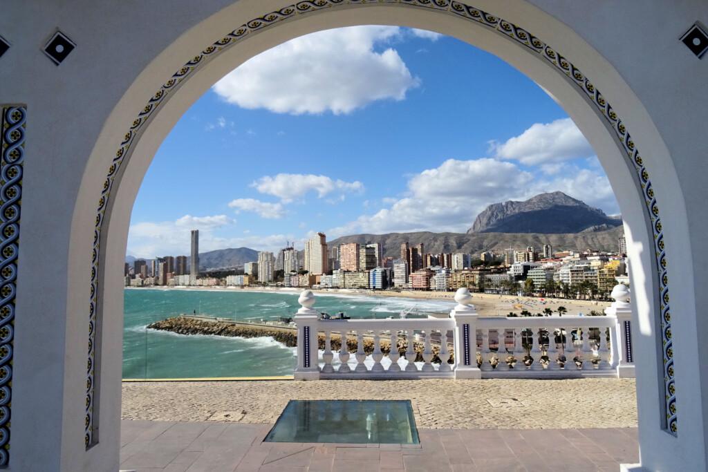 Mirador del Castillo Benidorm
