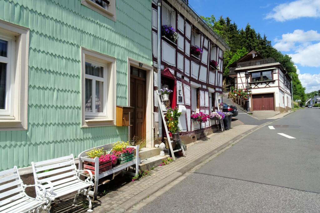 Herrstein Rijnland-Palts Duitsland