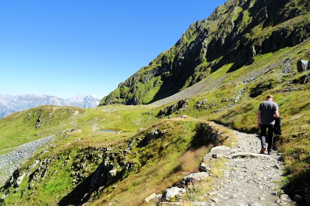 Hochjoch Montafon Vorarlberg