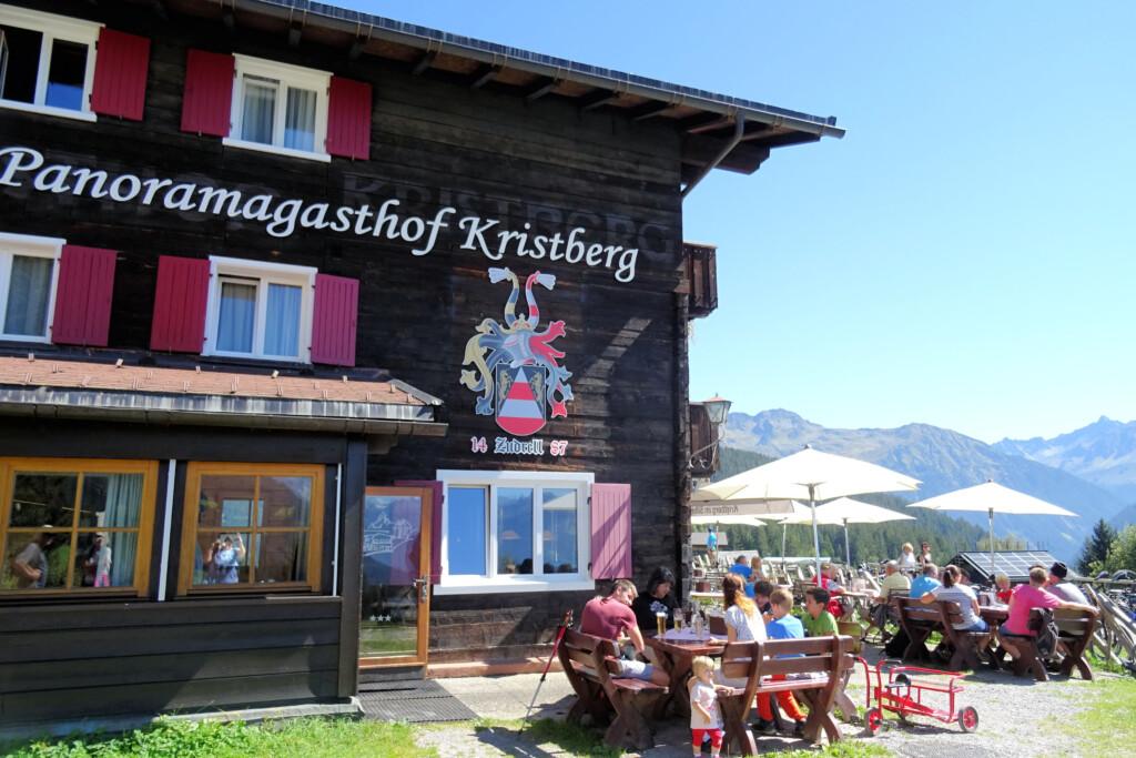 Panoramagasthof Kristberg Silbertal