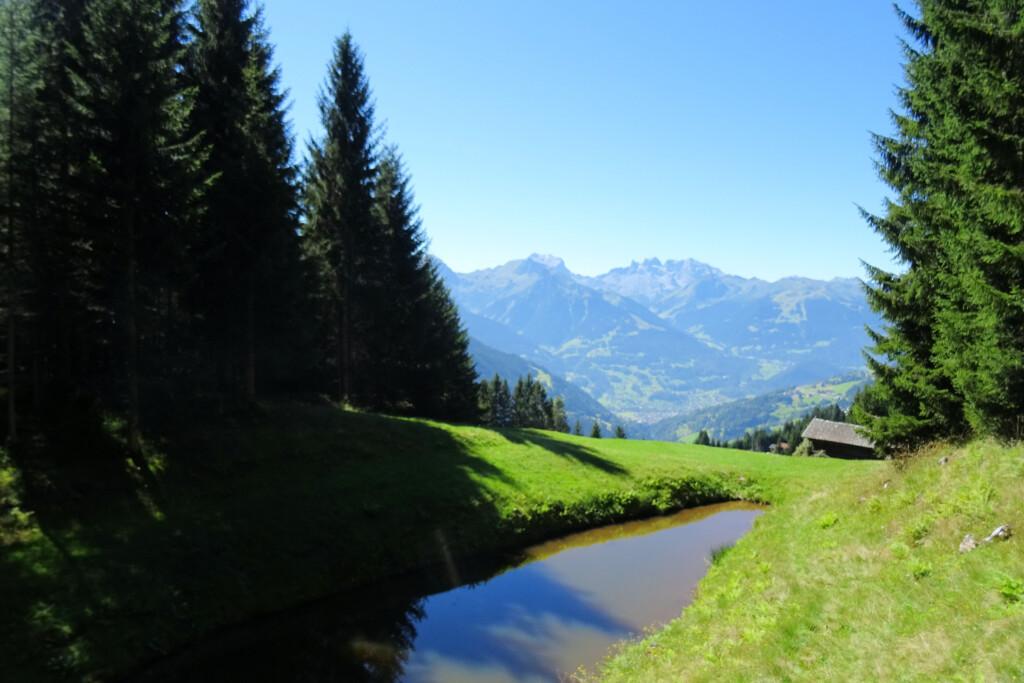 Silbertal Montafon Oostenrijk