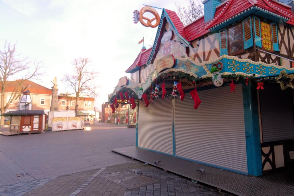 kerstmarkt Leer