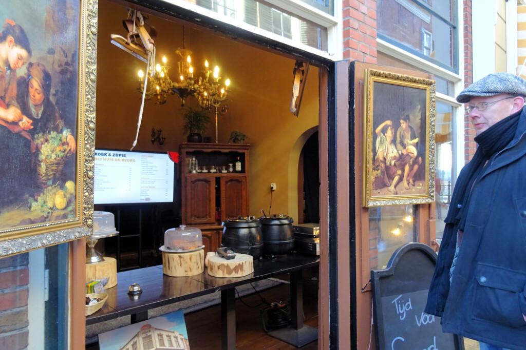 Huis De Beurs Groningen