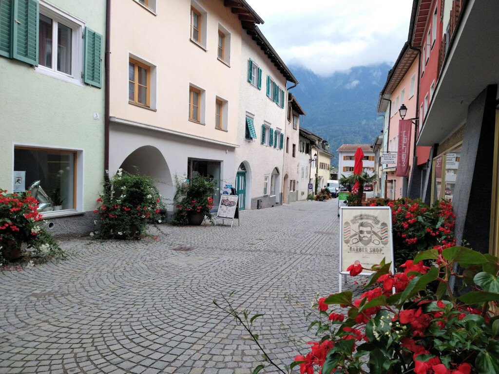 Bludenz Vorarlberg Oostenrijk