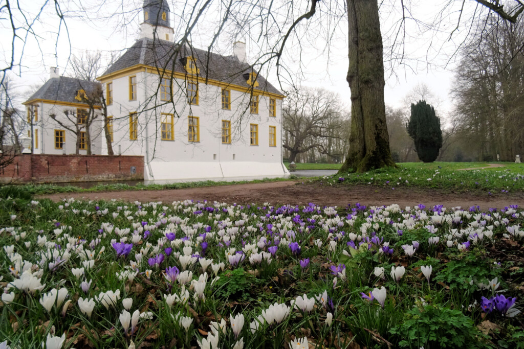 Landgoed Fraeyelemaborg Slochteren
