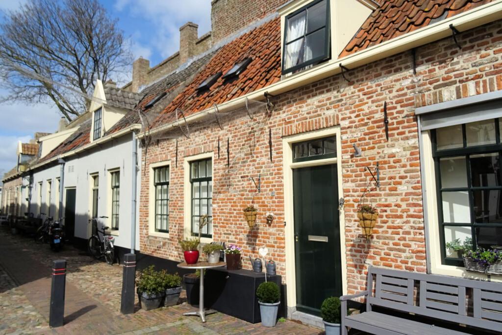 Elburg vestingstad Veluwe Gelderland