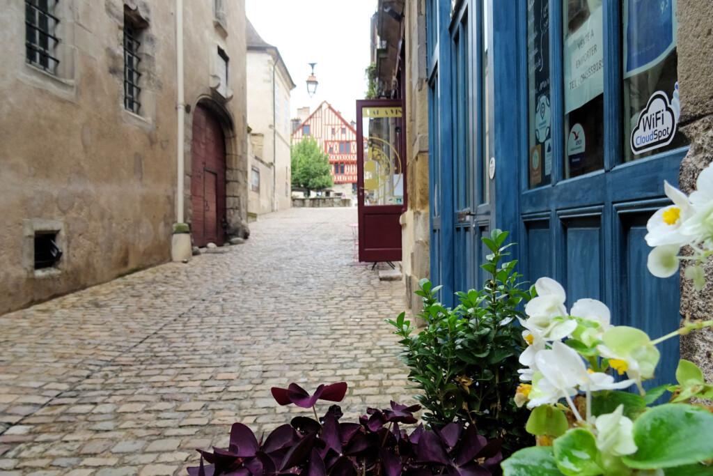 Autun Morvan Frankrijk